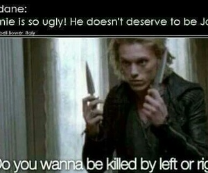 the mortal instruments, Jamie Campbell Bower, and mundane image
