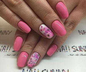 cool, diamonds, and nails image