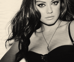 Mila Kunis, sexy, and pretty image