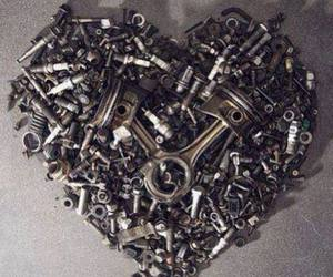 Automotive, heart, and tools image