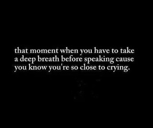 breath, but, and cry image