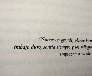 frases, Dream, and smile image