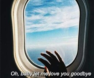sing, one direction, and love you goodbye image