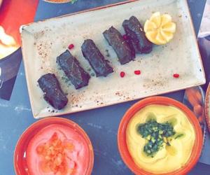 arabic, food, and lebanese image