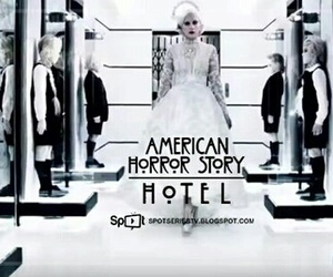 ahs, american horror story, and ahs hotel image