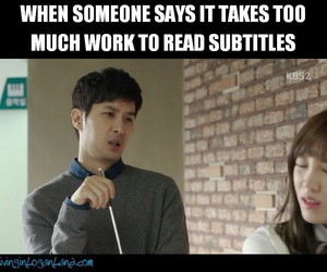 funny and kdramas image