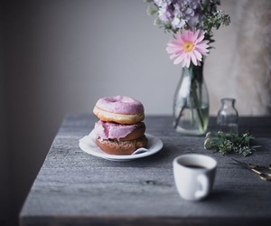 breakfast, espresso, and food image