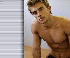 male model and caleb lane image