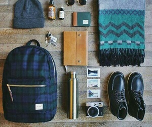 backpack, herschel, and bag image
