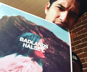 halsey, badlands, and tyler posey image