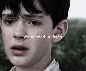 quote, skandar keynes, and the chronicles of narnia image