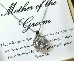 beautiful, groom, and mother image