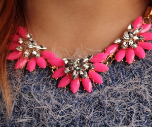 jewelry, layer, and trendy image