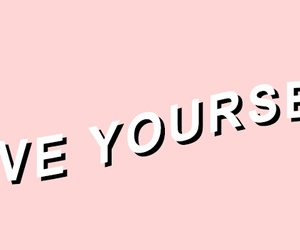 alternative, phrases, and love yourself image