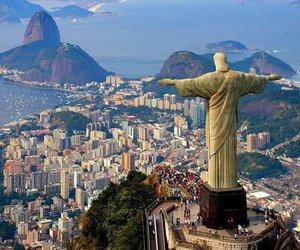 rio de janeiro, brazil, and rio image