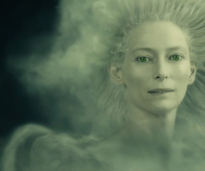 the chronicles of narnia, Tilda Swinton, and the white witch image