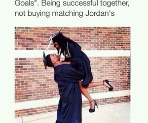 couple, work hard, and goals image