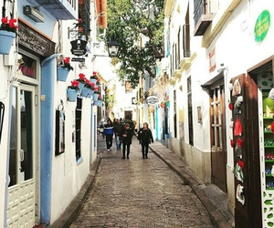 nice, travel, and spain image