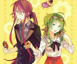 gumi, donuts, and vocaloid image