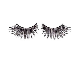 eyelashes, draw, and drawing image