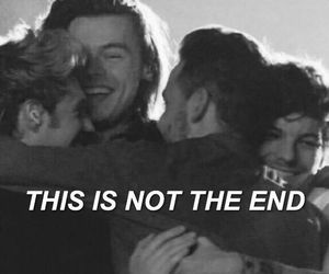 one direction, end, and is image