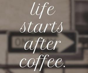 coffee, easel, and life image