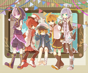 oliver, vocaloid, and fukase image