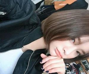 asian, bangs, and girl image
