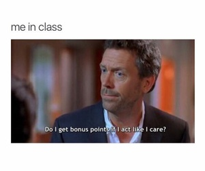 funny, school, and class image