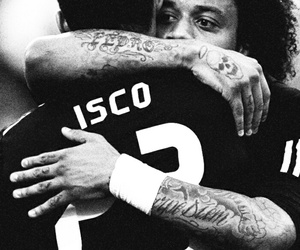 real madrid, isco, and marcélo image