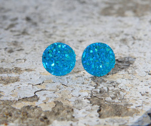 accessories, etsy, and silver jewelry image