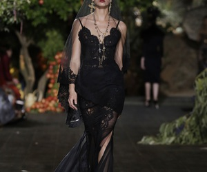 fashion, Couture, and Dolce & Gabbana image