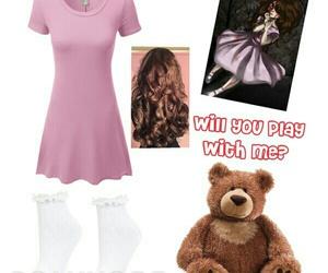 fashion and sally clothes creepypasta image