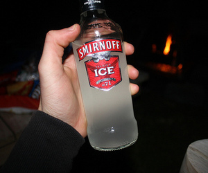 photography, smirnoff, and drink image