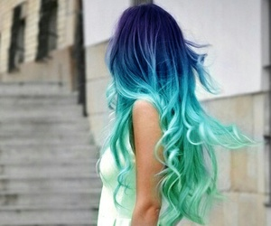 forever, whimsical, and forcoloredhair image