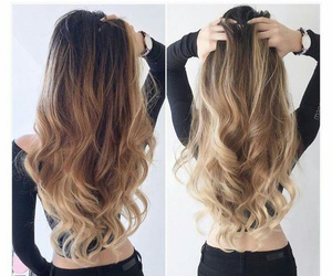 goals, hair, and hairstyle image