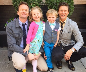 neil patrick harris and family image