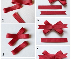 bow, diy, and do it yourself image
