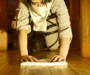 cosplay, attack on titan, and anime image