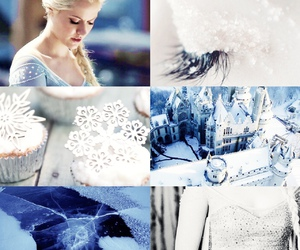 frozen, ice, and elsa image