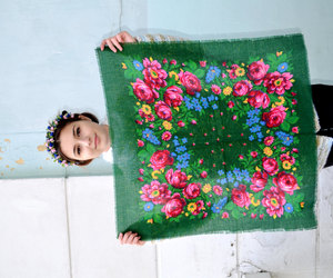 etsy, head scarf, and mother's day image