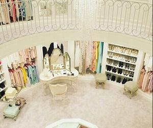 closet, luxury, and design image