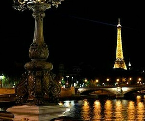 europe, park, and lights image
