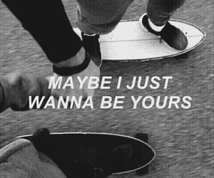quotes, grunge, and black and white image