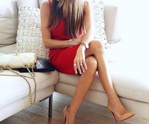 christian louboutin, heels, and louboutin image