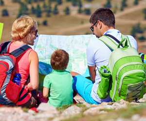 active, family, and mountain image