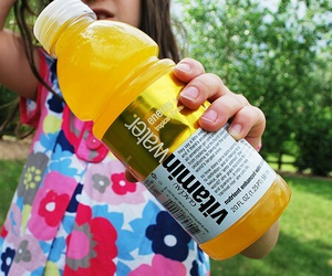 vitamin water, yum, and drink image