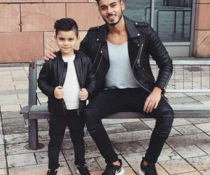 boy, fashion, and model image