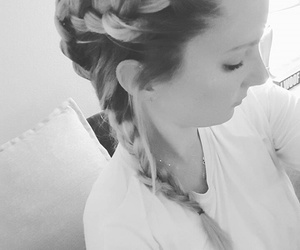 black and white, heather morris, and instagram image