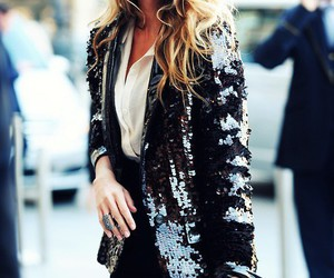 blake lively, fashion, and gossip girl image